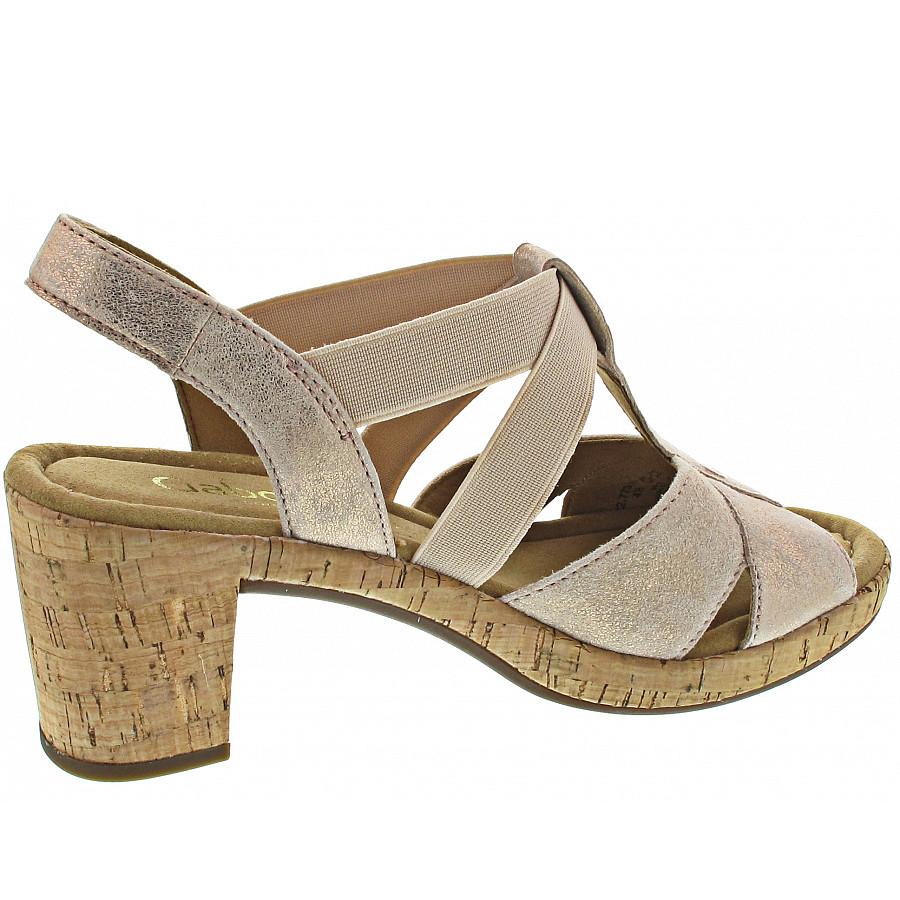Gabor Comfort Sandalette in rame (Kork)