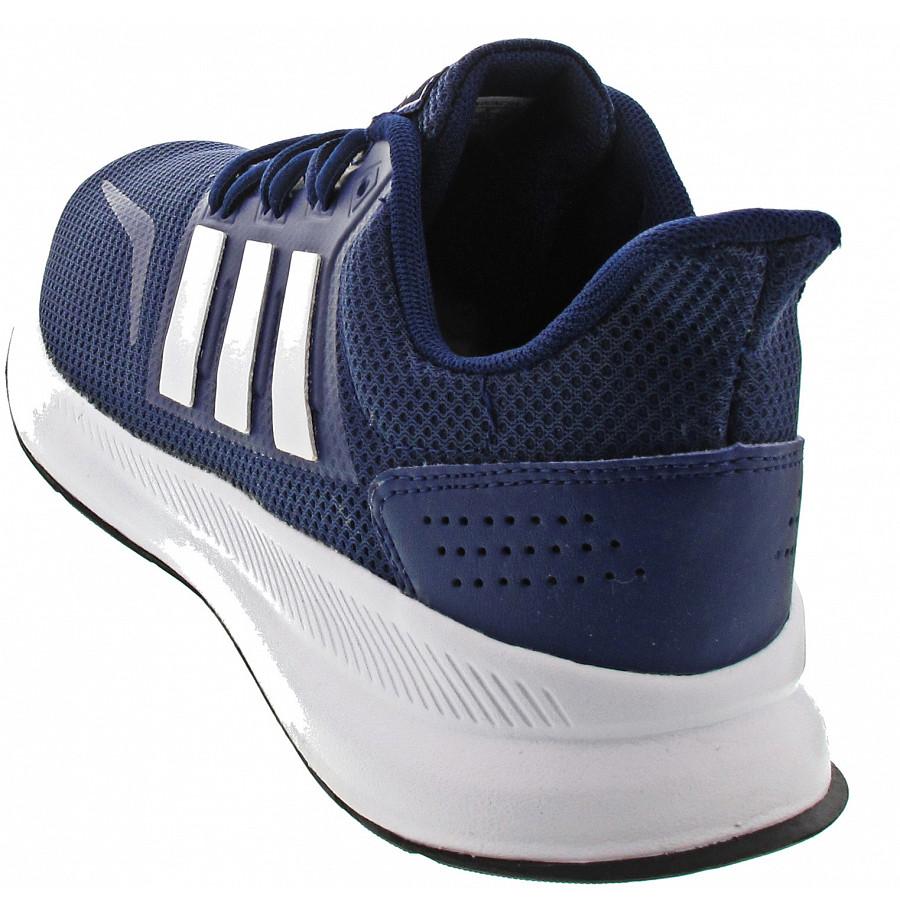 Adidas RunFalcon Sneaker in dark blue