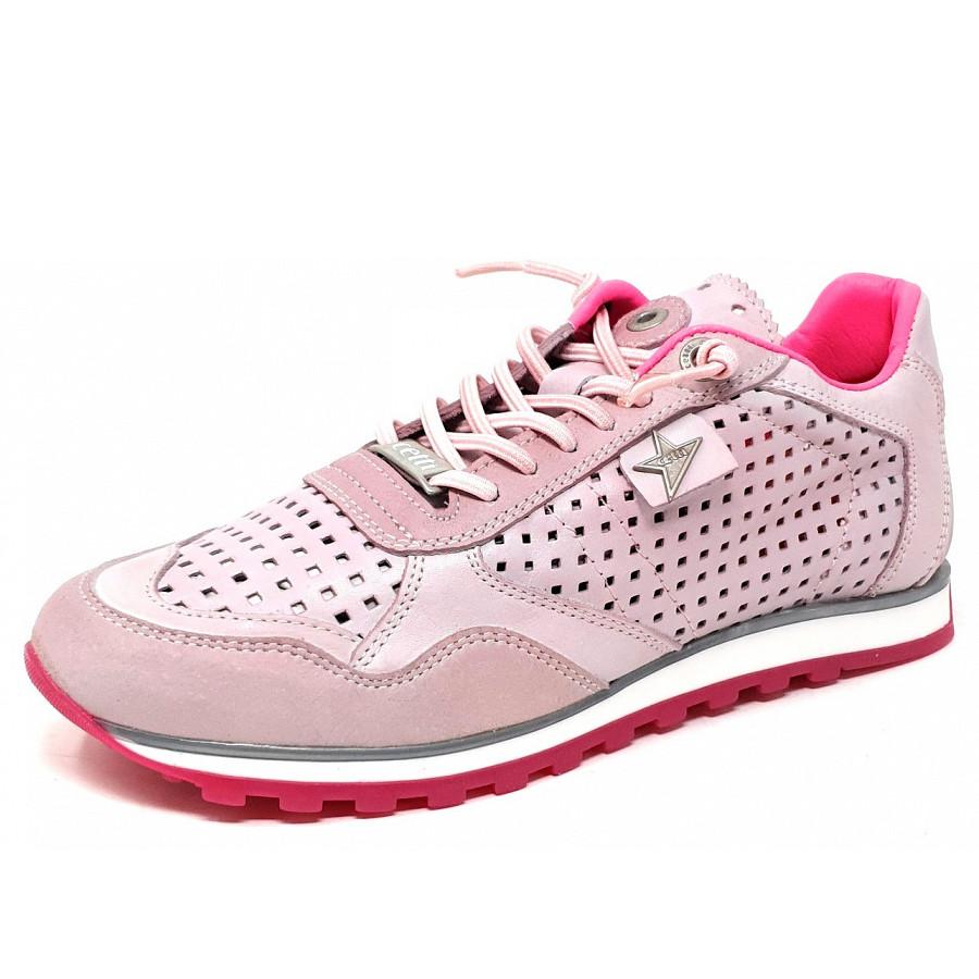 Cetti Sneaker in rosa fuchsia