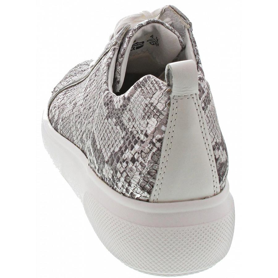 Waldläufer H-Vivien Sneaker cement weiss 763001-206-752
