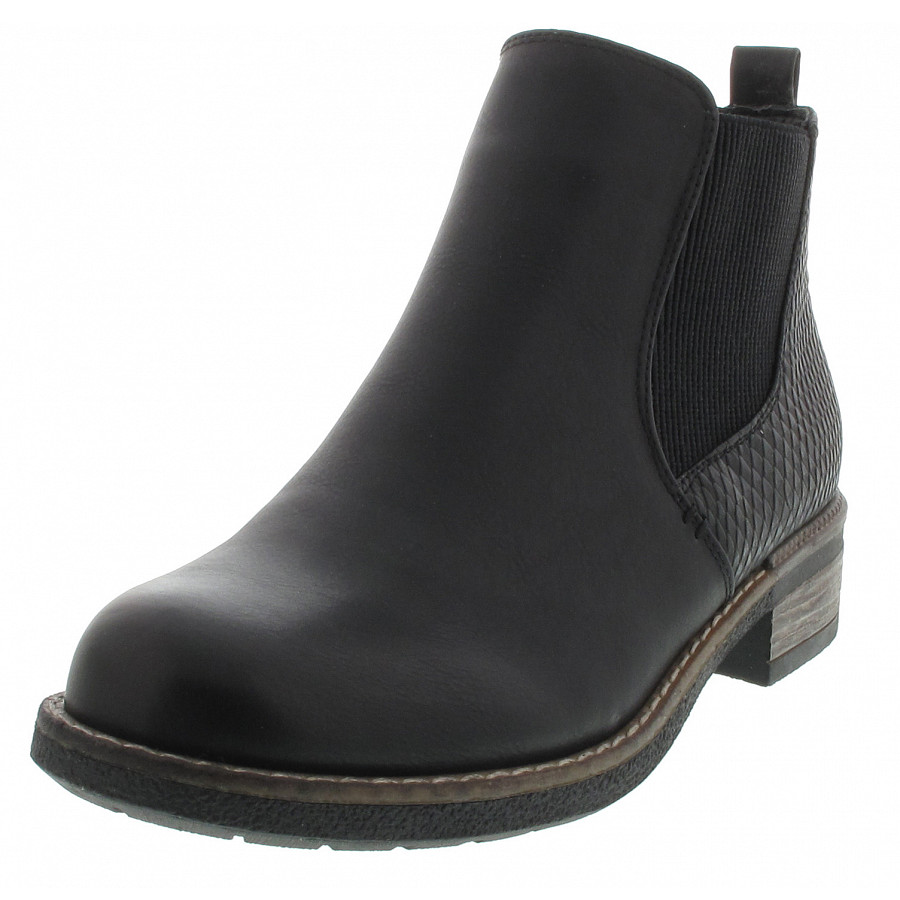 Rieker Chelsea Boots schwarzschwarz 94680 00 |