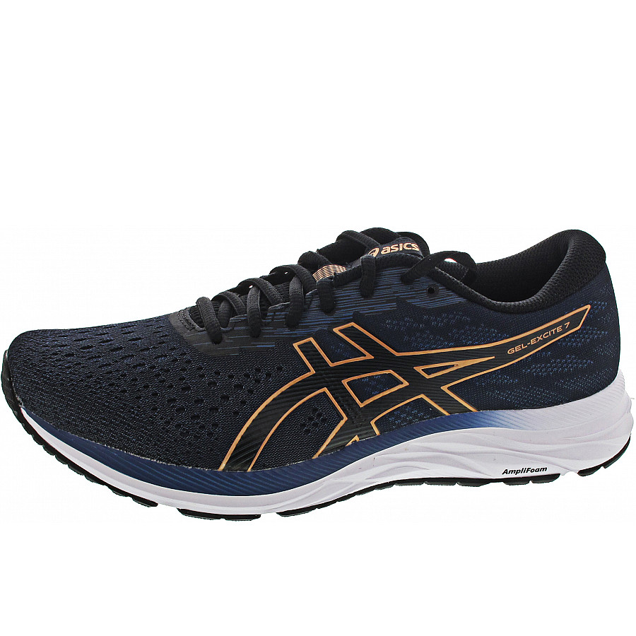 Asics Gel Excite 7 Sportschuh in black pure bronce