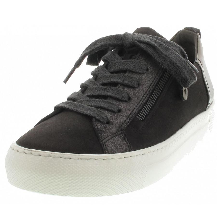 Paul Green Sneaker anthra-piombo 4512061 | schuhwelt.de...