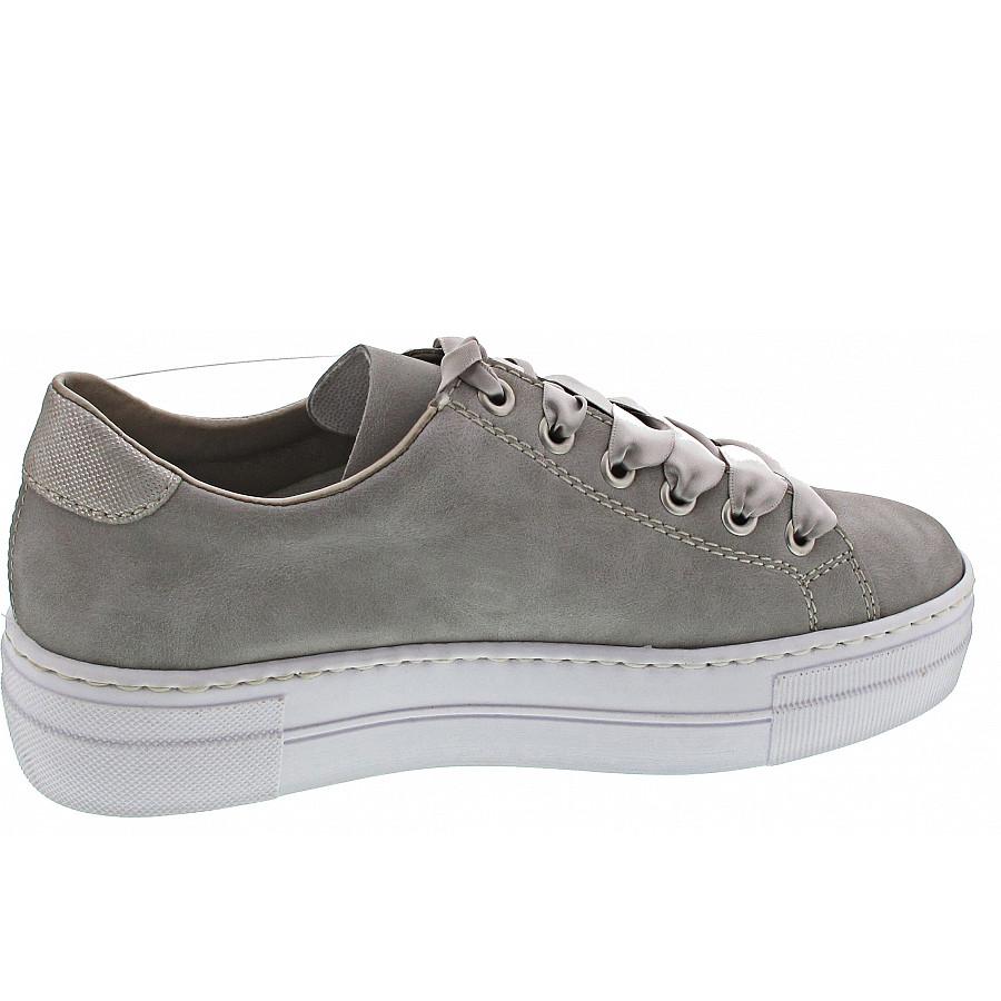 RIEKER Sneaker cementsilver | SPOHR SCHUHE