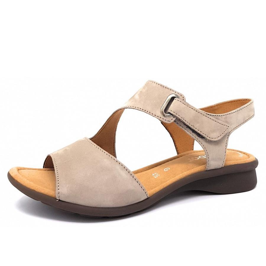 Gabor Comfort Da. Schuh Sandalette in 33 visone