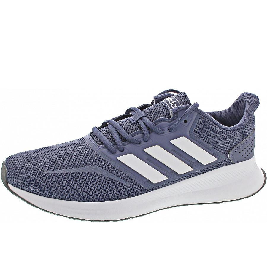 Adidas RunFalcon Turnschuhe raw indigo F36217 schuhwelt