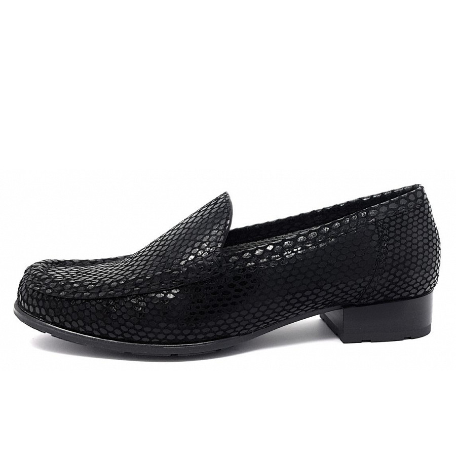 Jenny by Ara Atlanta Slipper in schwarz