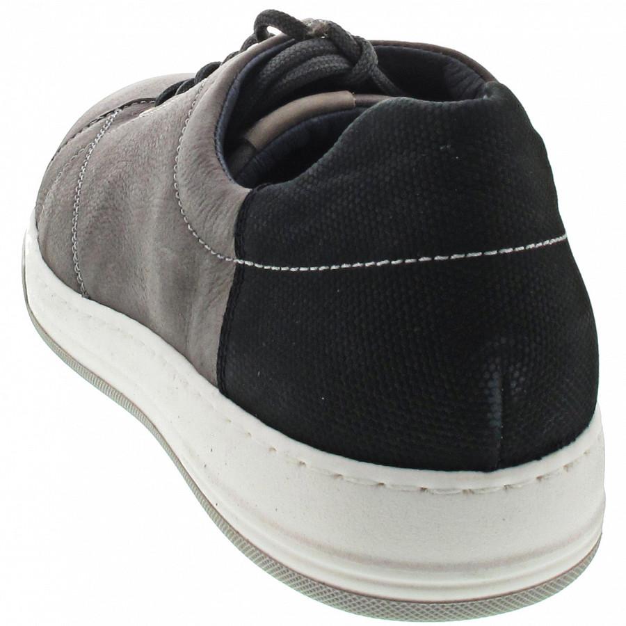 Halbschuhe CLARKS Step Allena Lo 261340054 Black Flache