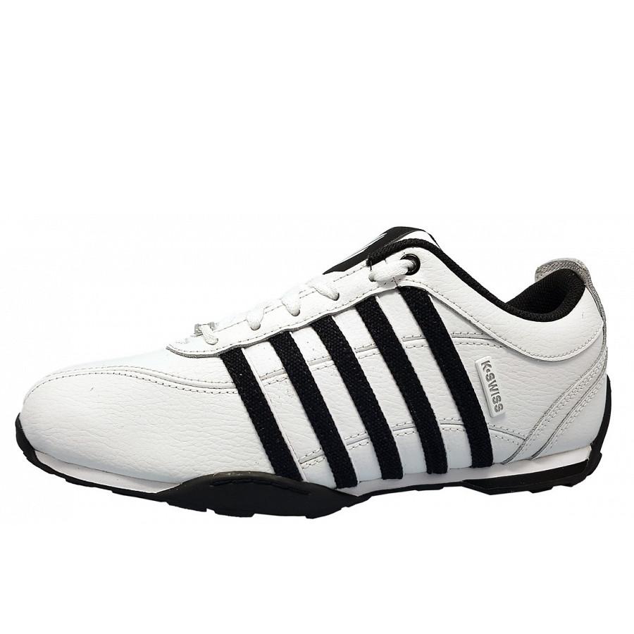 K Swiss Arvee Sneaker in 100 white