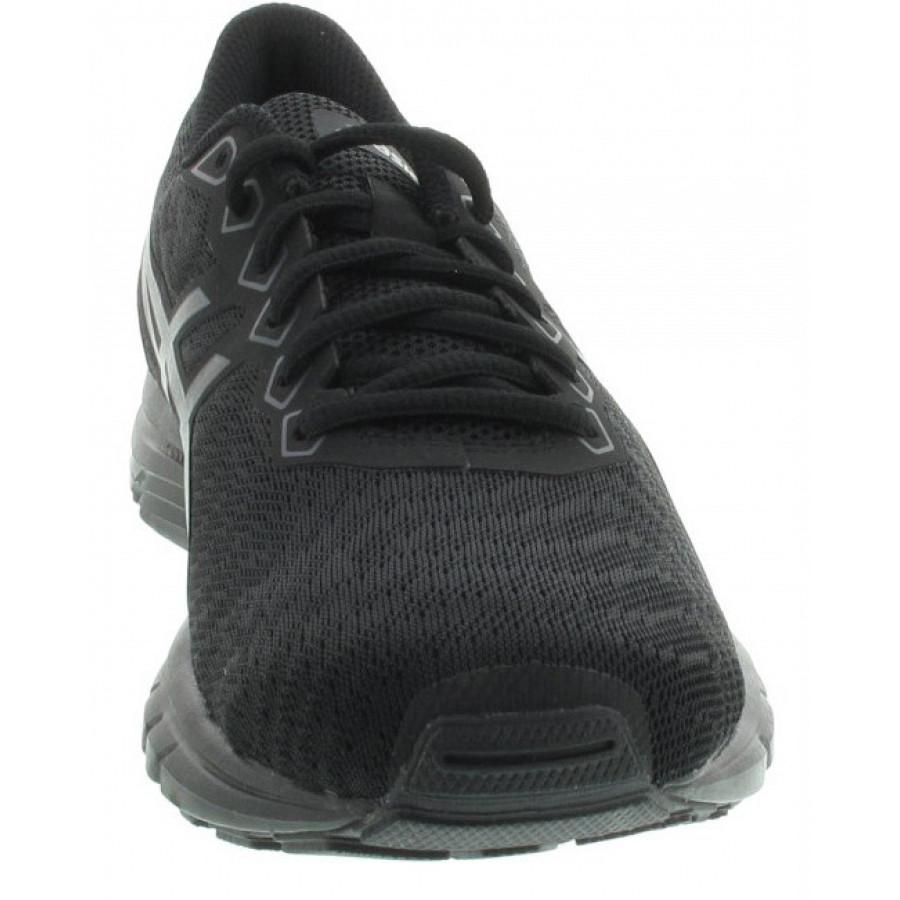 Asics Gel Zaraca 5 Sportschuh schwarz dark Grau T6G8N9095  ...