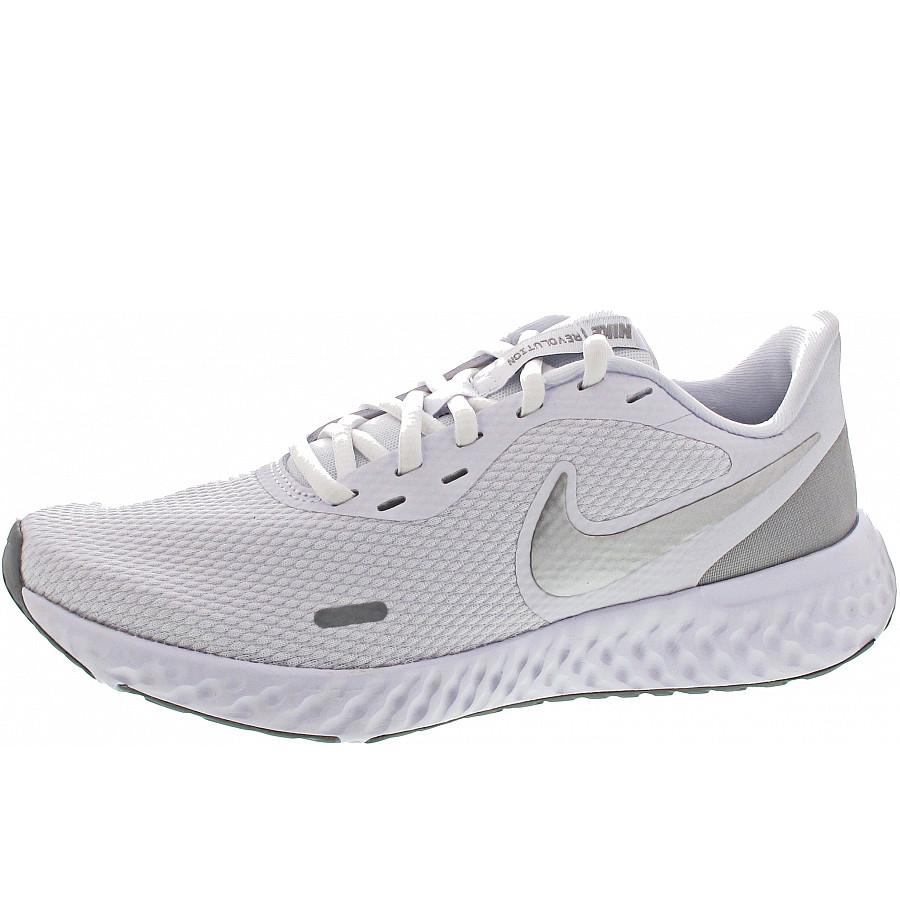 NIKE Sneaker REVOLUTION 5 white wolf grey pure 54,95 €