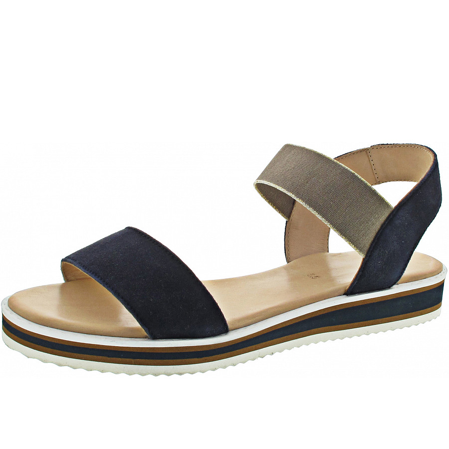 quality design various styles huge discount Ara DURBAN Sandalette in BLAU